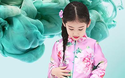 秋色之美――2018童装代理品牌汪小荷秋季新品主题,即将盛大解密!