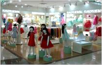 品牌童装加盟