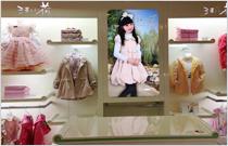 中式女童装品牌